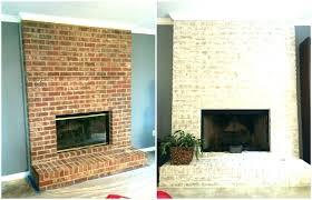 refacing brick fireplace with tile fireplce ides fireplces ste resurfci slate d262b refacing brick fireplace with tile