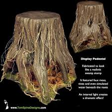 furniture made from tree stumps. Swamp Styled Faux Tree Stump Table Prop Made From Carved Foam! Furniture Stumps T