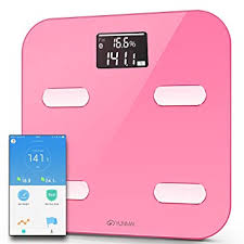 Amazon.com: Yunmai Color Smart Scale - Body Fat Scale with Fitness ...