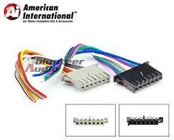 alpine wire harness cde cde dva dva ida x chrysler dodge jeep reverse wiring harness car stereo install factory radio plug