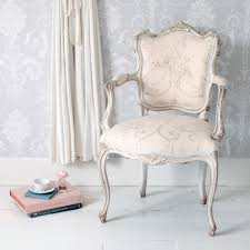 Shabby Chic Bedroom Chair Flump Beanbag In Ivory Sheepskin Beautiful Armchairs And Shabby