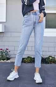 Pacsun Skirt Size Chart John Galt Medium Wash Straight Leg Jeans