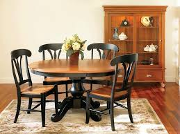 pid7873 amish sonoma single pedestal dining room table 51 amish kitchen tables