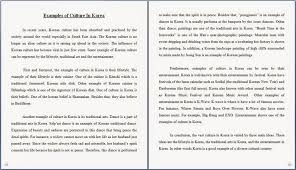 Classification essays asian culture