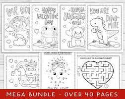 You can search over 6.000 coloring pages in this huge coloring collection that you can save. Coloring Pages Etsy