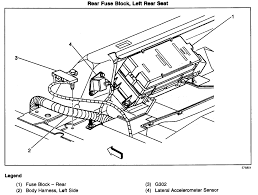 Buick Century Power Seat Wiring Diagram