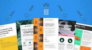 47 Engaging Email Newsletter Templates Design Tips