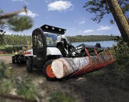 equipment total landscape care toolcat 5600 grapple 81455 38650 hr
