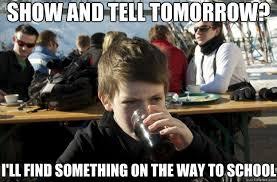 Lazy Primary School Student memes | quickmeme via Relatably.com