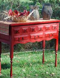 painted red furniture. best 25 red chalk paint ideas on pinterest painted furniture companies and american company