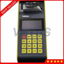 Us 383 3 Sh 160 Portable Leeb Hardness Tester With Hl Hb Hra Hrb Hrc Hv Hs Measurement Digital Metal Steel Tester Printer Function In Hardness