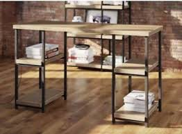 industrial style home office. Image Is Loading Large-Writing-Desk-Rustic-Industrial-Style-Computer-Table- Industrial Style Home Office
