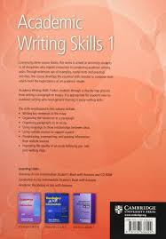 academic writing skills student s book amazon co uk peter chin  academic writing skills 1 student s book amazon co uk peter chin yusa koizumi samuel reid sean wray yoko yamazaki 9781107636224 books