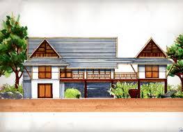 Thai House Designs Pictures House Interior Design Modern House Design Thailand
