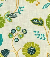 Small Picture Decor Print Fabric Pkaufmann Vibrant VinesCir Dawn home