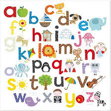 The letters of the alphabet do not always represent the same sounds of english. Phonics And Letter Sounds A To Z