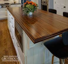 solid wood kitchen island contemporary countertop butcherblock and bar top blog in 24