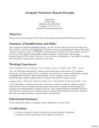 Operations Resume Examples Operations Technician Sample Resume Ruseeds Co