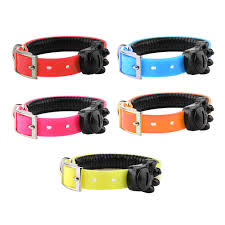 Blinking Lights For Dogs Us 6 58 32 Off Pet Dog Collar Safety Flashing Glow Light Blinking Led Night Light Collars Dog Cat Ornament Accessories In Collars From Home Garden