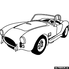 Small Picture Supercars and Prototype Cars Online Coloring Pages Page 2