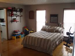 simple bedroom for teenage boys. Teen Boy Bedroom Ideas With White Strip Wallpaper And Brown Brick Pattern Parquet Combined Springbed Motif Bed Set Wooden Shelf Also Simple For Teenage Boys B