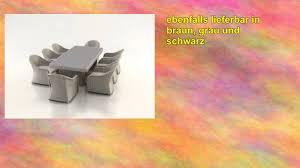 Polyrattan Esstisch Set Polyrattan Weiss Rattan Garden Furniture