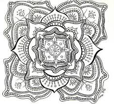 Small Picture chakra mandala coloring page children and chakras Pinterest