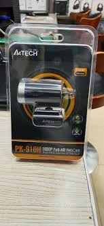 A4tech webcam pk-910H 1080p full HD - Cameras & Accessories - 1024500938