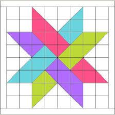 Izys Scrap Happy Star Quilt Pattern Star Quilt Pattern Template ... & ... Block North Star Quilt Pattern Template Star Quilt Pattern Template  Free Lone Star Quilt Pattern Template Hidden ... Adamdwight.com