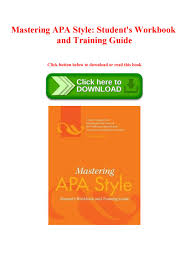 Apa Manual 6th Edition Download Macopalmexco
