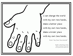 Free Printable Coloring Sheets Martin Luther King L