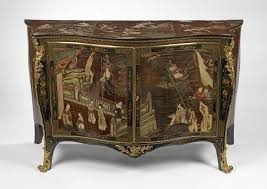 langlois furniture. Langlois Furniture. A George Iii Coromandel Lacquer, Gilt-brass Mounted Serpentine Commode, Furniture L