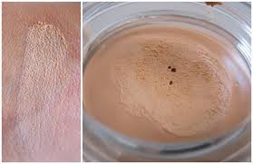 essence soft touch mousse makeup foundation review swatches photos india 6
