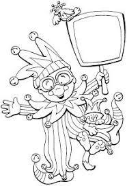 Clowntje Piet Kleurplaat Een Mandala Of Kleurplaat Bij Iedere Les