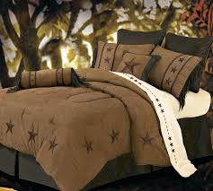 texas star bedding bedding set inspired e rich color schemes embroidered stars and faux leaer details