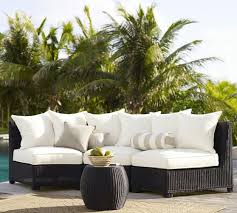 palmetto all weather wicker rounded