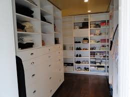 custom made closet room