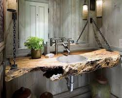 Rustic Interior Design Ideas rustic farmhouse bathroom ideas