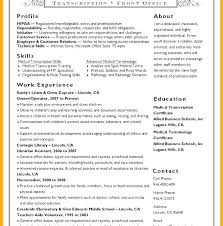 medical transcription cover letter transcriptionist cover letter sample medical transcriber cover