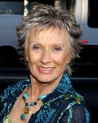 chic layered pixie gray hair for women over 60
