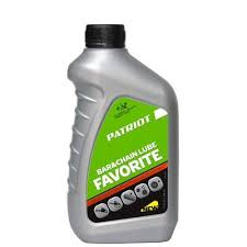 <b>Масло цепное Patriot FAVORITE</b> BAR&CHAIN LUBE 0,946 л ...