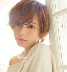 Asian Woman Short Hair Style asian short hairstyles for women how to style short pixie cut hair 1514 by wearticles.com