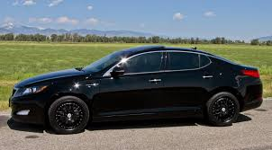 kia optima 2014 blacked out. Contemporary Out TSW Valencia Matte Black On Kia Optima Custom Wheels Throughout 2014 Blacked Out P