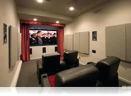 small media room ideas. Small Media Room Design Ideas Decorations Fantastic Long Home Theater Black