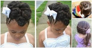Image Coiffure Enfant Mariage Afro Coiffure Cheveux Mi Long