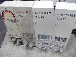 Laundromat Soap Vending Machine Extraordinary Soap Vending Laundry Bag Coin Op Bag Vending Machine 48 Coin Chute EBay