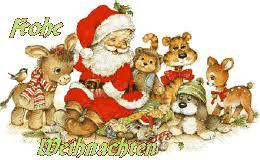Bildergebnis für smiley weihnachten