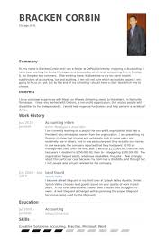 Resume Internship Examples Examples Of Resumes