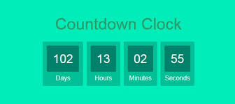Freebie 20 Css3 And Jquery Countdown Timer Scripts
