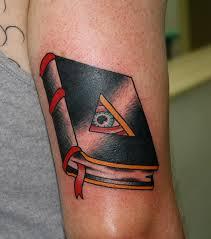 3rd eye book tattoo
